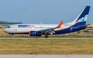 VP-BZZ - Smartavia Boeing 737-700 aircraft