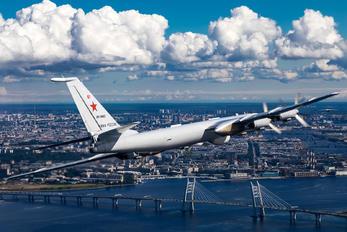 RA-34057 - Russia - Navy Tupolev Tu-142MK