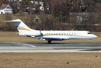 OE-IEL - Tyrolean Jet Service Bombardier BD-700 Global Express