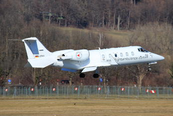 D-CFAX - FAI - Flight Ambulance International Learjet 35