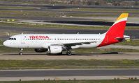 EC-ILS - Iberia Airbus A320 aircraft