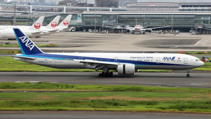 JA793A - ANA - All Nippon Airways Boeing 777-300ER
