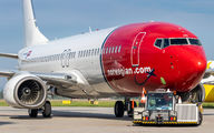 EI-GBB - Norwegian Air International Boeing 737-800 aircraft
