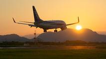 JA18AN - ANA - All Nippon Airways Boeing 737-700 aircraft