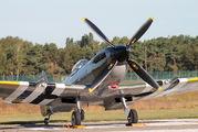 OO-XVI - Private Supermarine Spitfire LF.XVIe aircraft