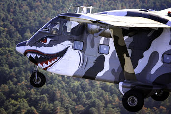 SP-HOP - Private Short SC.7 Skyvan