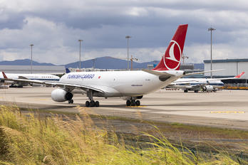 TC-JOV - Turkish Cargo Airbus A330-200F
