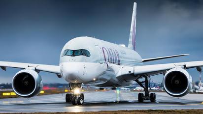 A7-ALK - Qatar Airways Airbus A350-900