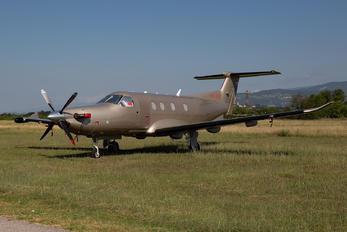 LX-JFZ - Jetfly Aviation Pilatus PC-12