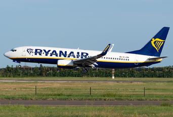 EI-EBK - Ryanair Boeing 737-800
