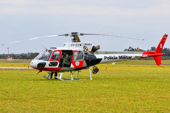 PP-EOW - Police Aviation Services Helibras HB-350B Esquilo