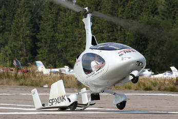 SP-XLNK - Private AutoGyro Europe Cavalon