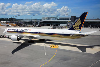 9V-SCL - Singapore Airlines Boeing 787-10 Dreamliner
