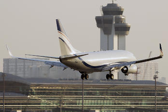 N213EM - Private Boeing 737-700 BBJ