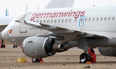 D-AKNJ - Germanwings Airbus A319