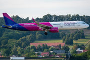 HA-LXJ - Wizz Air Airbus A321 aircraft