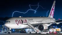 Qatar Airways Boeing 777-300ER A7-BAJ aircraft