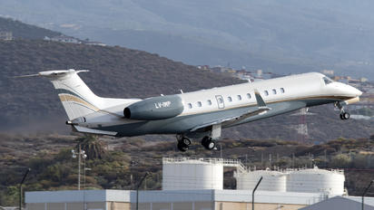 LV-IWP - Private Embraer EMB-135BJ Legacy 600