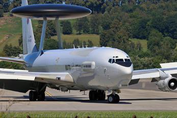 LX-N90456 - NATO Boeing E-3A Sentry