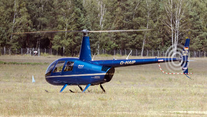 D-HAIP - Private Robinson R44 Raven I