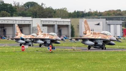 676 - Israel - Defence Force General Dynamics F-16D Barak