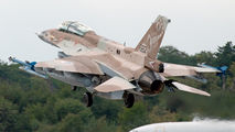 682 - Israel - Defence Force General Dynamics F-16D Barak aircraft