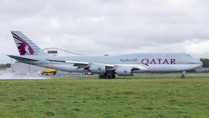 A7-HHF - Qatar Amiri Flight Boeing 747-8 BBJ