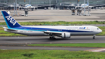 JA8971 - ANA - All Nippon Airways Boeing 767-300ER