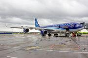 4K-AZ85 - Azerbaijan Airlines Airbus A340-500 aircraft