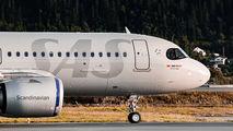 SE-RUA - SAS - Scandinavian Airlines Airbus A320 NEO aircraft