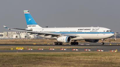 9K-APC - Kuwait Airways Airbus A330-200