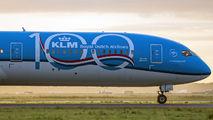 PH-BKA - KLM Boeing 787-10 Dreamliner aircraft