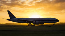 B-2081 - China Southern Cargo Boeing 777F aircraft