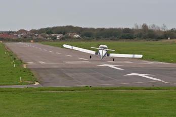 G-BGRX - Private Piper PA-38 Tomahawk