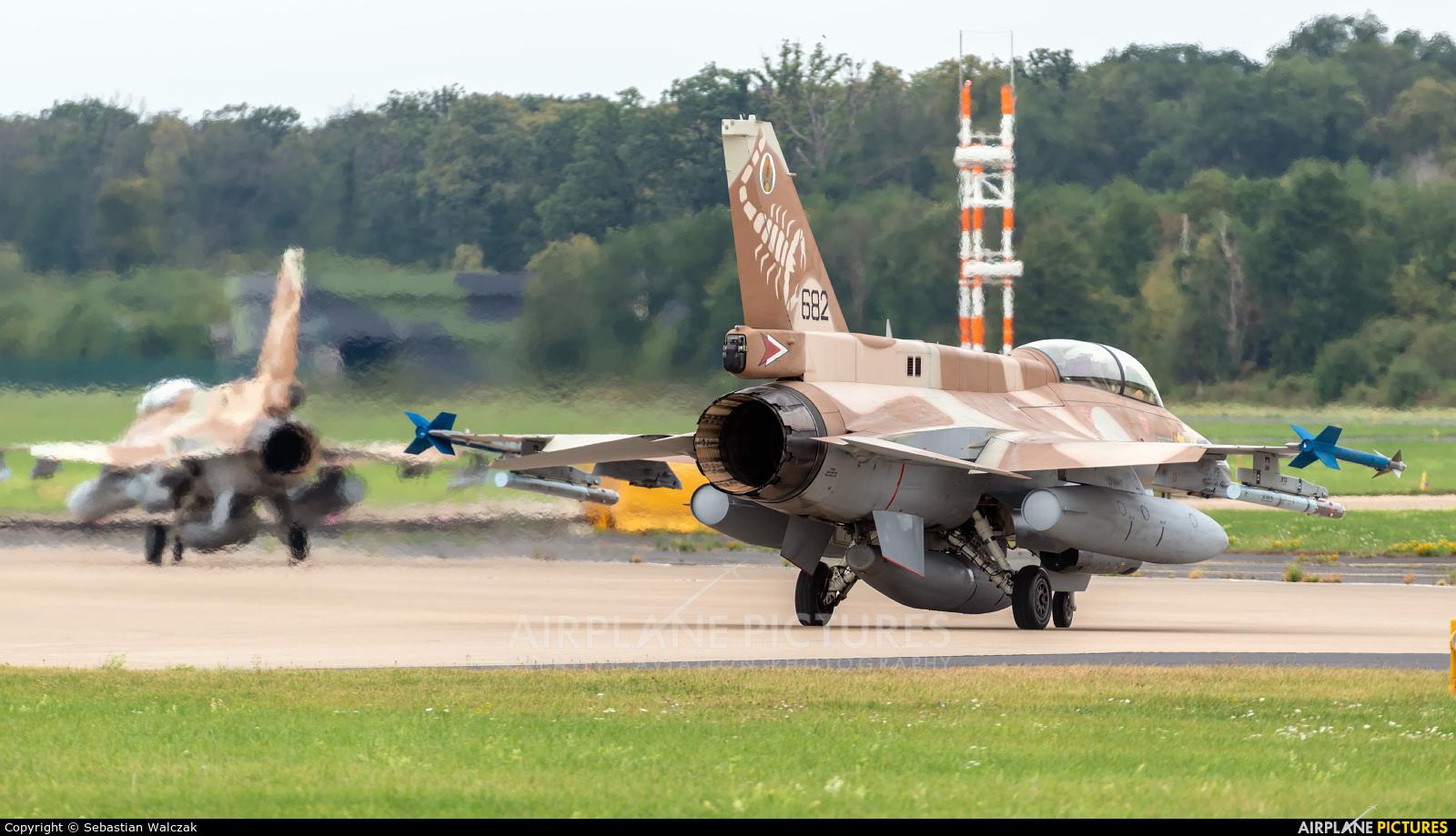 Israel - Defence Force 682 aircraft at Nörvenich