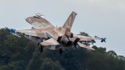 536 - Israel - Defence Force Lockheed Martin F-16C Fighting Falcon