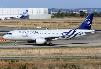 F-WWIM - Saudi Arabian Airlines Airbus A320