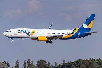 UR-AZE - Azur Air Ukraine Boeing 737-800