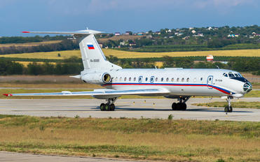 RA-65989 - Russia - Air Force Tupolev Tu-134A