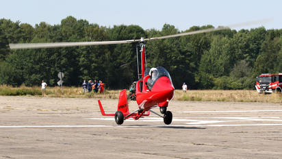 SP-XKOR - Private ELA Aviacion 07 Cougar