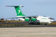 EZ-F427 - Turkmenistan Airlines Ilyushin Il-76 (all models) aircraft