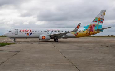 VP-BIR - AzurAir Boeing 737-800