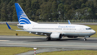 HP-1374CMP - Copa Airlines Boeing 737-700