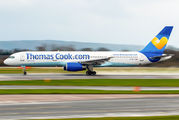 G-FCLI - Thomas Cook Boeing 757-200 aircraft