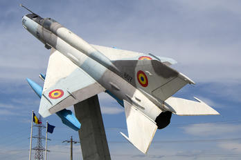 807 - Romania - Air Force Mikoyan-Gurevich MiG-21MF