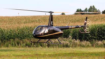 SP-WAY - Private Robinson R44 Raven I