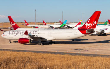 G-VINE - Virgin Atlantic Airbus A330-300