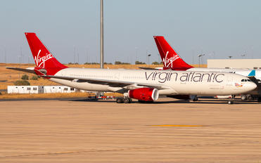 G-VKSS - Virgin Atlantic Airbus A330-300