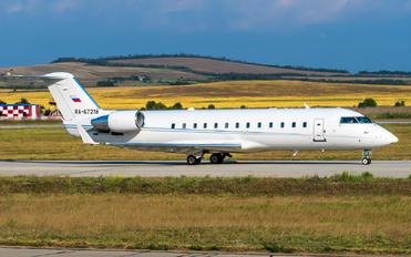 RA-67218 - Kolavia Canadair CL-600 CRJ-200