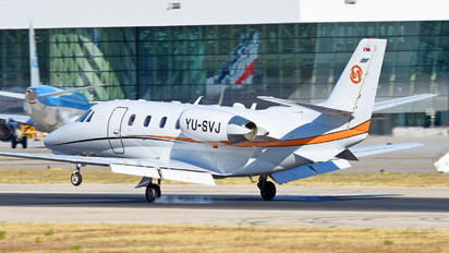 YU-SVJ - Prince Aviation Cessna 560XL Citation XLS